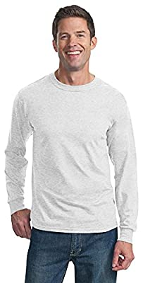 Fruit of the Loom Adult 5 oz. Long-Sleeve T-Shirt