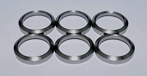 "Price comparison product image 5 / 8"" x 24 Crush Washers .308 7.62 AR10 MADE IN USA!! Stainless"