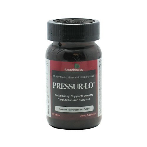 Futurebiotics Pressur-Lo - 90 Tablets by Future Biotics