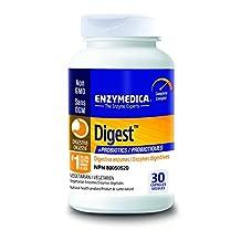 Enzymedica - Digest w/Probiotic- 30 capsules