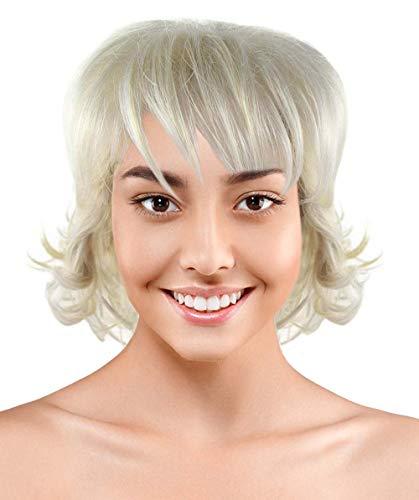 Blond Country Singer Wig HW-1726 -