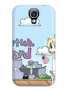 For Galaxy S4 Tpu Phone Case Cover(nichijou)
