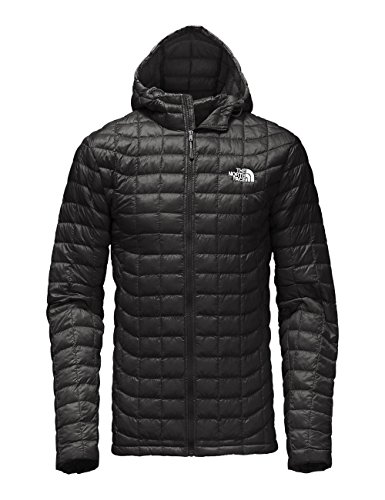 The North Face Herren Daunenjacke Thermoball Hoodie, tnf black, L, T0CMG9JK3