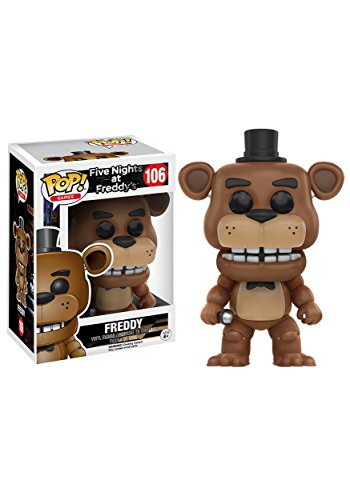 Funko Five Nights at Freddy's - Freddy Fazbear Toy Figure