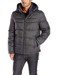 Men's Classic Hooded Puffer Jacket