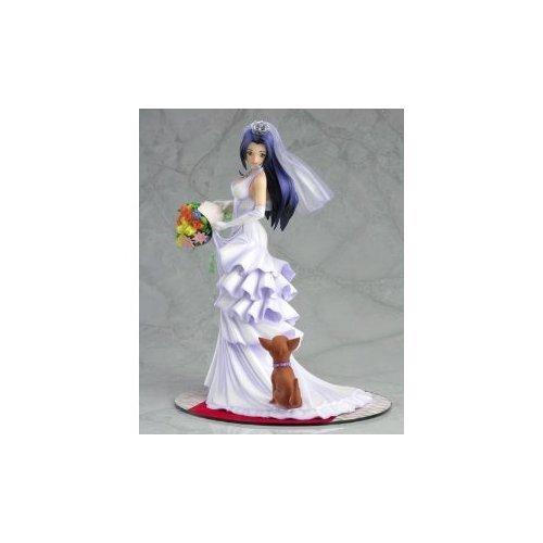 アイドルマスター 三浦あずさ 運命の瞬間 1/6スケール PVC製 塗装済み完成品フィギュア B001E43XEG