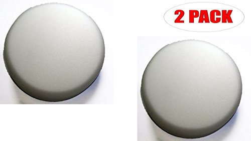 Porter Cable Buffers - Porter Cable 7424XP Polisher Replacement Buffer Pad (2 Pack) # 891111-2pk