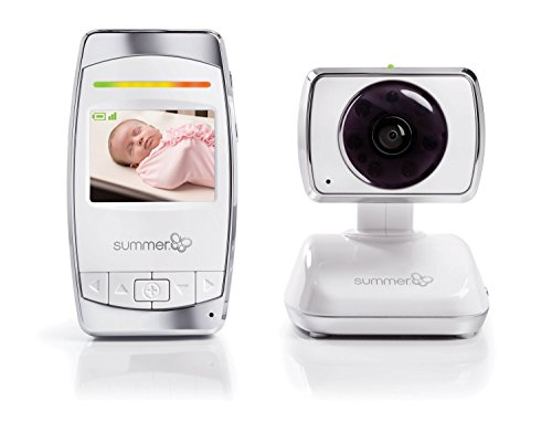 summer infant extra camera for baby secure pan scan zoom video baby monitor 28920. Black Bedroom Furniture Sets. Home Design Ideas