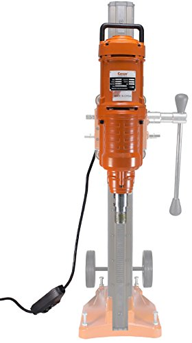 "Cayken KCY-2550BM 10"" Diamond Core Drill Rig for Wet Dry Concrete Brick Block"