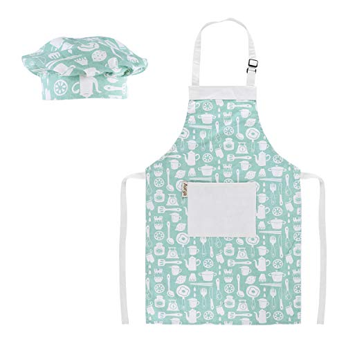 Kids Apron and Chef