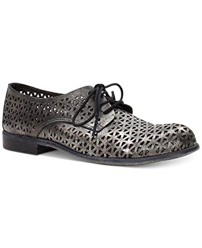 Toe Oxfords Nash Closed pewter Patricia Sofia Womens wPUqF1T