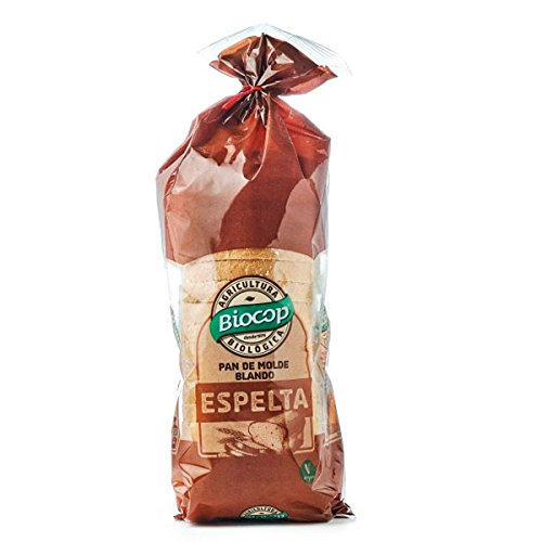 Biocop Pan de Molde Blando de Espelta - 400 gr: Amazon.es: Alimentación y bebidas