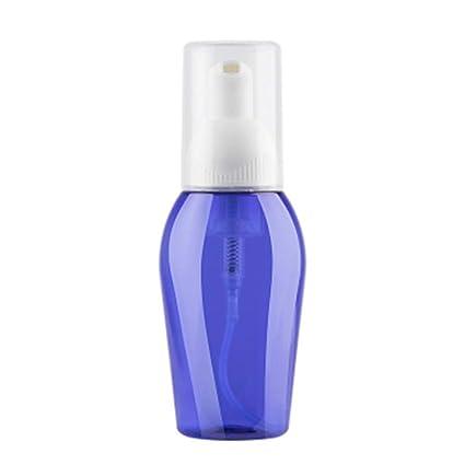 Frcolor Dispensador de espuma de plástico botellas dispensador de bomba de espuma botellas vacías reutilizables para