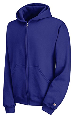 Champion Brushed Full Zip Jacket - 7