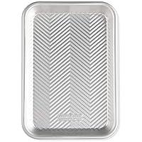 Nordic Ware Prism Eighth Baking Sheet, 1/8, Natural