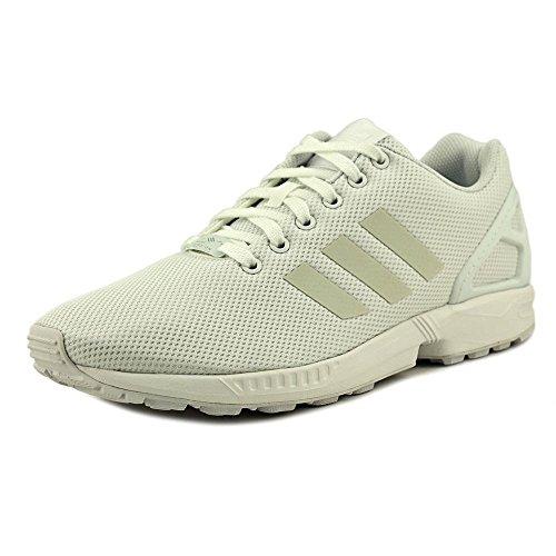 Adidas Zx Flux Zapatos Ftw Blanco / Blanco ftw S79093 (8,5 D (m) con nosotros) FTW White/FTW White
