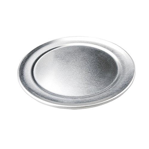 (MagiDeal Pizza Pan/Tray, Coupe Style, Aluminum, Pizza Baking Plate, (6inch 8inch 9inch 10inch 11inch 12inch 13inch 14inch 15inch) - 10inch )