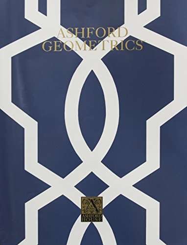York Wallcoverings GE3666 Ashford Geometrics Hourglass Trellis Wallpaper, Yellow/Green/White