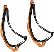 1225 RAD Sportz Easy Hanger Kayak Rack and Stand-Up Paddle Board Holder,Orange