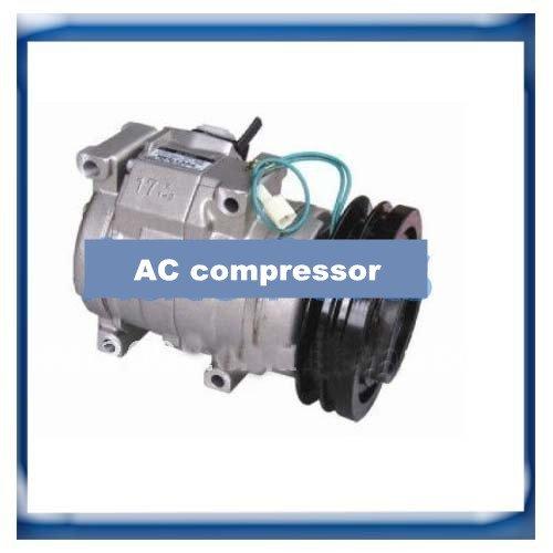 GOWE a/c compressor for Denso 10S17C a/c compressor for Caterpiller Excavator 4472203845 4472203846 4472203847 4472203848 2473002800