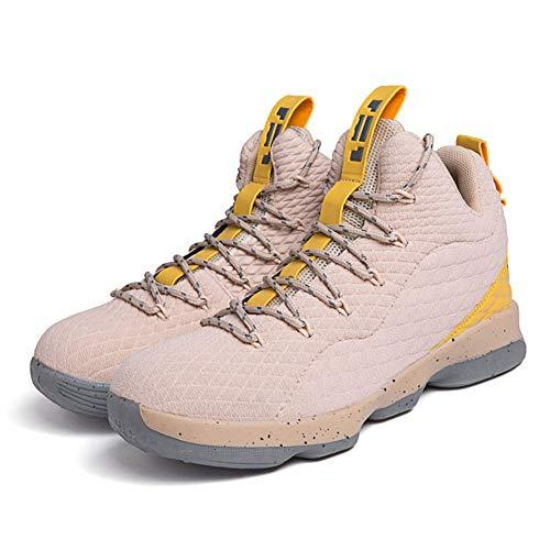 A Fitness Ginnastica Basket Sneaker Cachi Scarpe Alto Collo Corsa Sportive Da Tqgold Uomo nOWgXqv