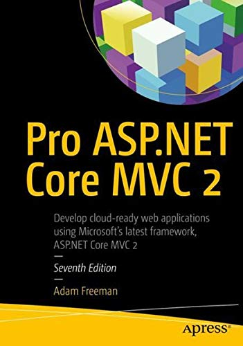 Pro ASP.NET Core MVC 2 (Getting Started With Asp Net Web Api)