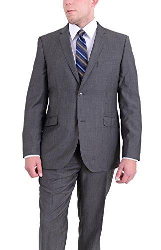 Mens 140's Wool Suit - 1