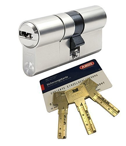 ABUS Bravus 3000 MX Double Cylinder with Security Card and 3