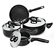 Everware 7-Piece Aluminum Cookware Set