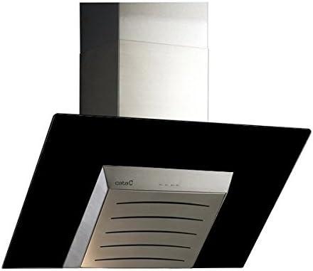 CATA Venere 900XGBK - Campana Decorativa Venere Black 900Xgbk Con Control Electrónico Con Temporizador: Amazon.es: Hogar
