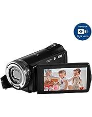 ORDRO Full HD Camcorder Video Kamera