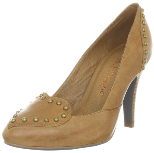Scarpe 12219530 braun Lise Col Lindvig Marrone Donna brown Jill Tacco qESRtnHOR