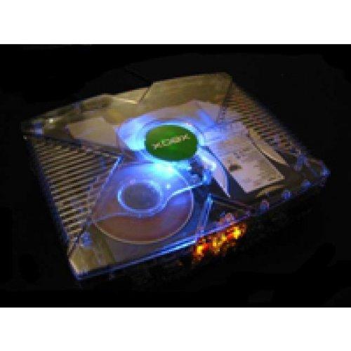Amazon com: Xbox Original GhostCase Kit - Crystal Clear: Video Games