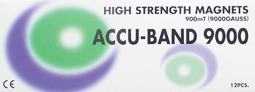 Magnetpflaster Accu-Band vergoldet