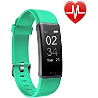 Fitness Tracker HR, Letsfit Activity Tracker with Heart...