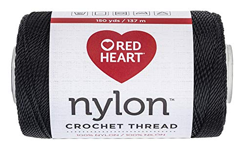 Red Heart Nylon Crochet Thread
