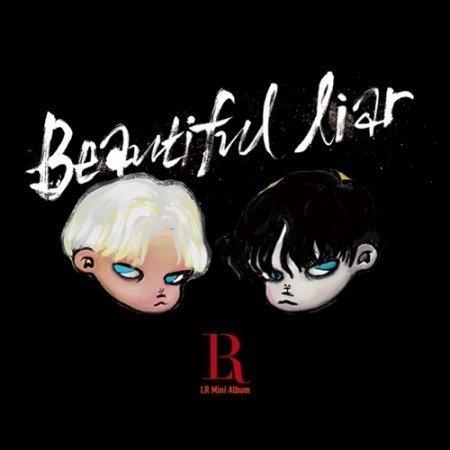 CD : Vixx LR Mini Album - Beautiful Liar (Random Version)