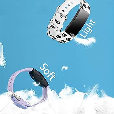 Allbingo - Bandas de Repuesto para Fitbit Inspire HR y Fitbit ...