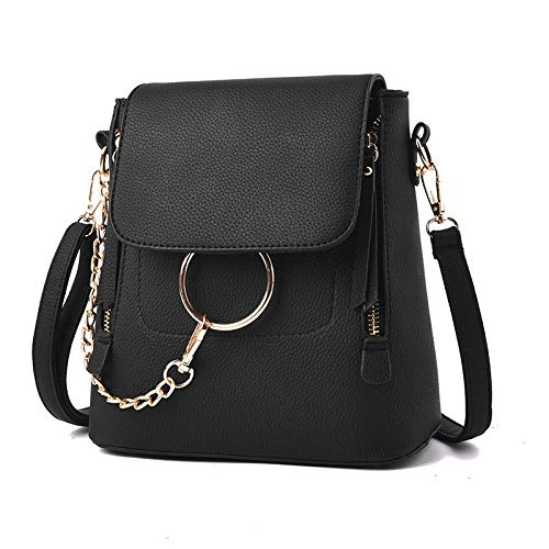 Amazon.com: DingXiong Women Bag Luxury Brand Back Packluxury Handbags Bags Designer Carteras Mujer Mochila Ring Multi-Functional: Garden & Outdoor