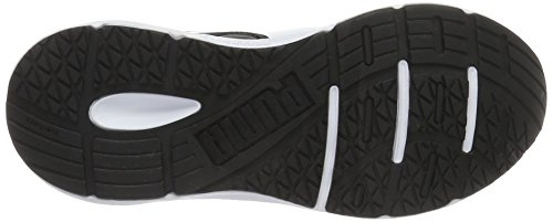 Puma Axis V4 Sl Jr - Zapatillas Unisex Niños Negro (Black-white 07)
