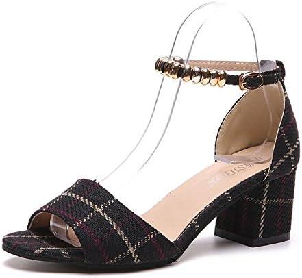 Lhjy Fashion Sandals Heels High Heels Sandals Fashion Sandals Women S Summer Korean Style High Heeled Sandals Women S Shoes Black Thirty Seven Amazon Com Au Fashion