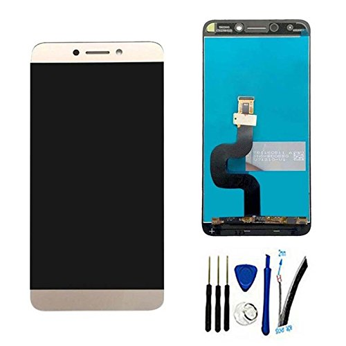 LCD Display Screen digitizer Touch Assembly For Letv LeEco Le S3 X626 X622 gold