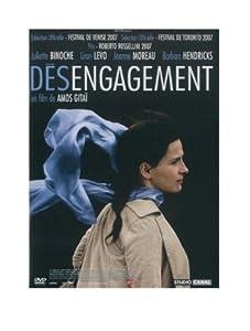 """Afficher """"Désengagement"""""""