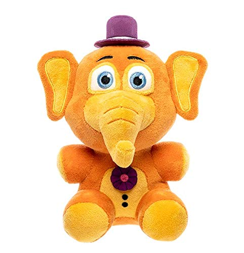 Which are the best fnaf orville elephant plush available in 2020?