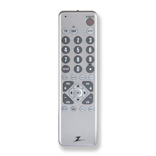 zenith tv remote - 4