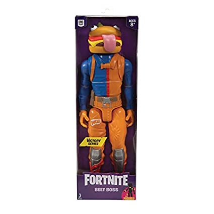 Amazon.com: Fortnite FNT0200 Victory - Figura de jefe de ...