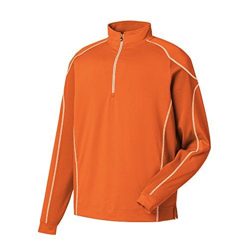 FootJoy Men's Mixed Texture Sport Half-Zip Pullover 92594 Medium by FootJoy