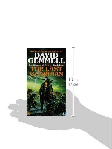 Amazon Last Guardian The Stones Of Power Jon Shannow Trilogy