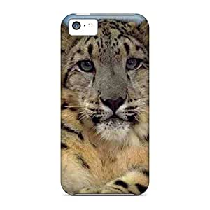 Fashionable SiI4746KeLZ Iphone 5c Case Cover For Baby Tiger Protective Case