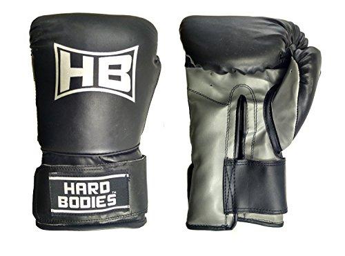 Hard Bodies HB-BG101 Other Boxing Gloves, 10 Oz (Black) Price & Reviews